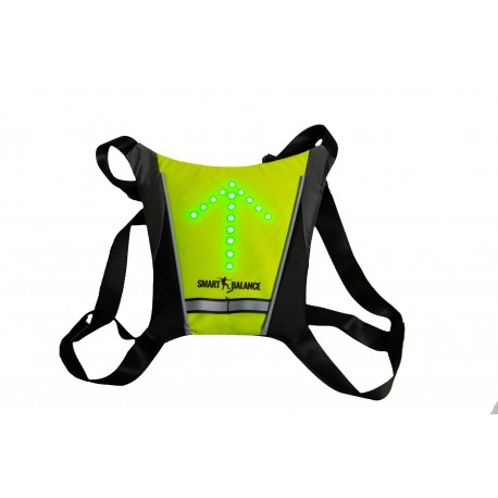 Reflective Vest With Signalling System