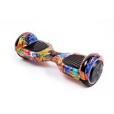 Hoverboard Smart Balance™, Regular  HipHop Orange, 6.5 inch, Motor 700 Watt, LED