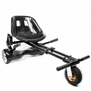 Hoverkart with suspension...