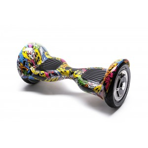 Hoverboard OffRoad HipHop